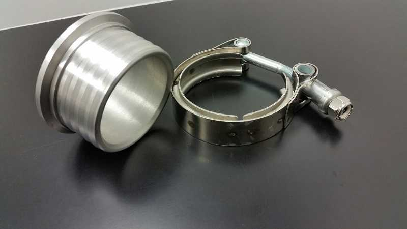 Holset HX50-55 turbo compressor hose adapter
