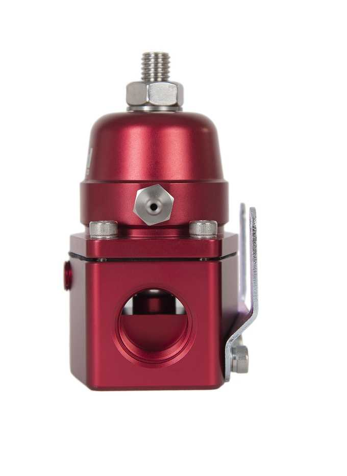 SPD Fuel pressure regulator V3 E85 red