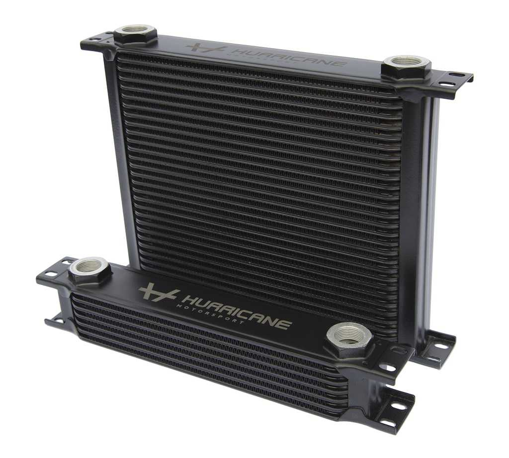 Hurricane Oil cooler 7 row (330mm)
