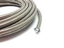 AN4 steel braided hose PTFE