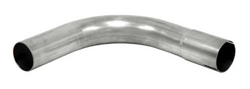"Bent exhaust tube 90° 1 3/4"" SS (44,5mm)"