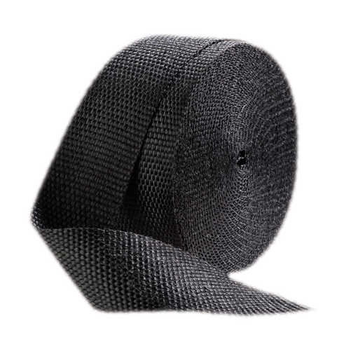 Exhaust wrap black 25mm