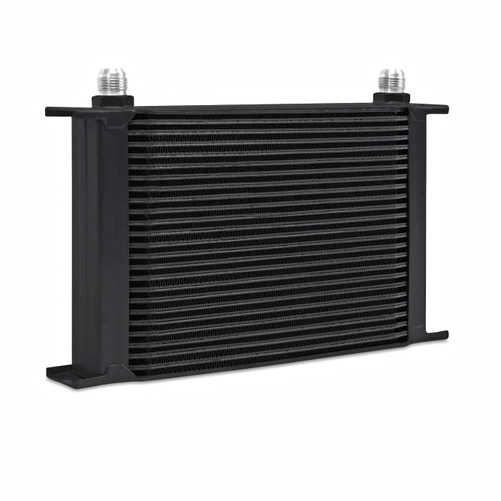 Oil cooler 16 rows AN8 - Black